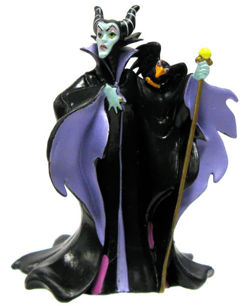 Disney Princess Sleeping Beauty Maleficent Exclusive 3.5-Inch PVC Figure [Human Loose]