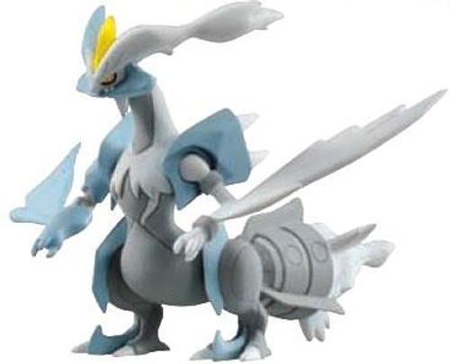 Pokemon Black & White Basic White Kyurem 2-Inch Figure [Loose]