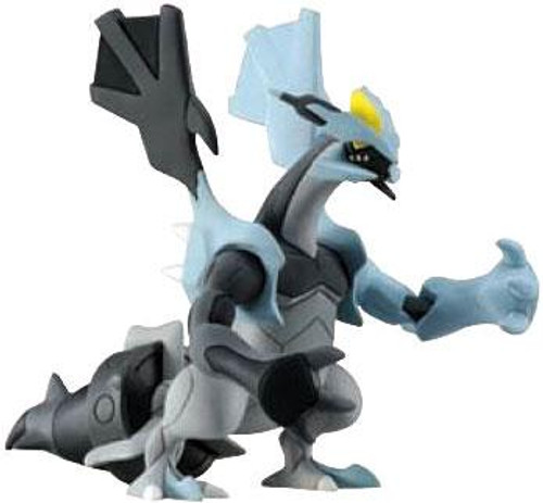 Pokemon Black & White Basic Black Kyurem 2-Inch Figure [Loose]