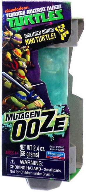 Teenage Mutant Ninja Turtles Nickelodeon Mutagen Ooze Roleplay Toy