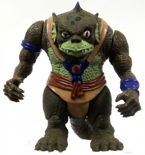Thundercats Vintage Slithe Action Figure [Incomplete]