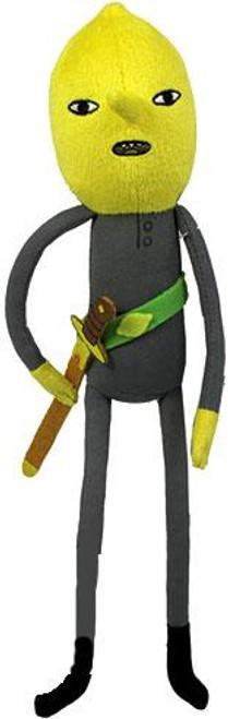 Adventure Time Earl of Lemongrab 7-Inch Plush