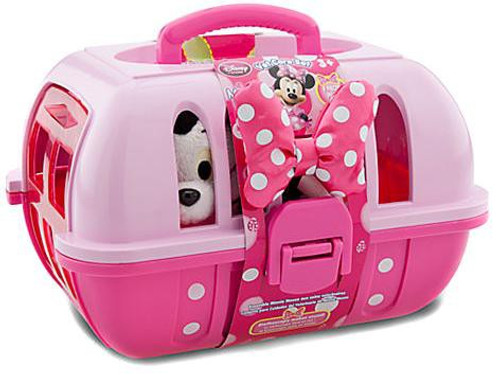 Disney Minnie Mouse Vet Care Exclusive 7-Inch Playset