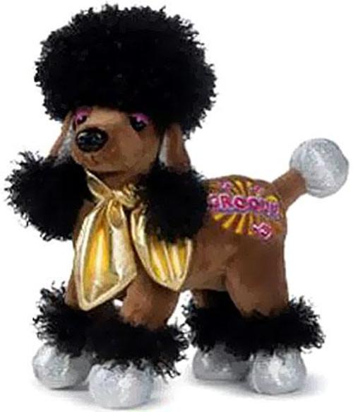 Webkinz Rockerz Groovy Poodle Plush