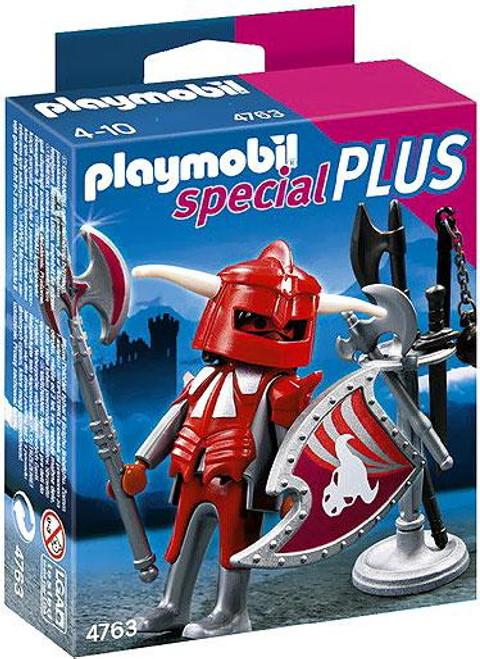 Playmobil Special Plus Knight & Armory Set #4763