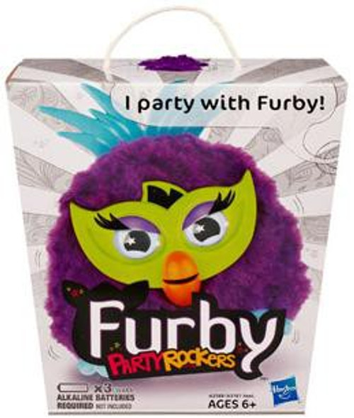 Furby Party Rockers Fussby Electronic Figure