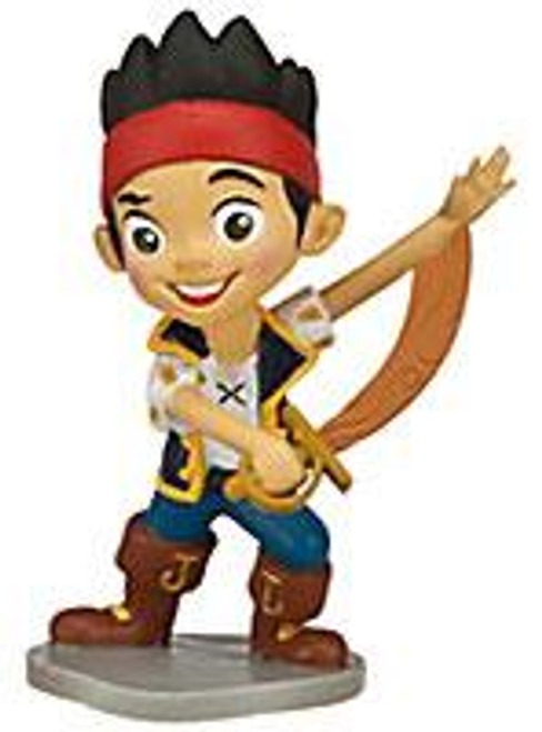 Fisher Price Disney Jake and the Never Land Pirates Jake Exclusive 3-Inch PVC Figure [Loose]