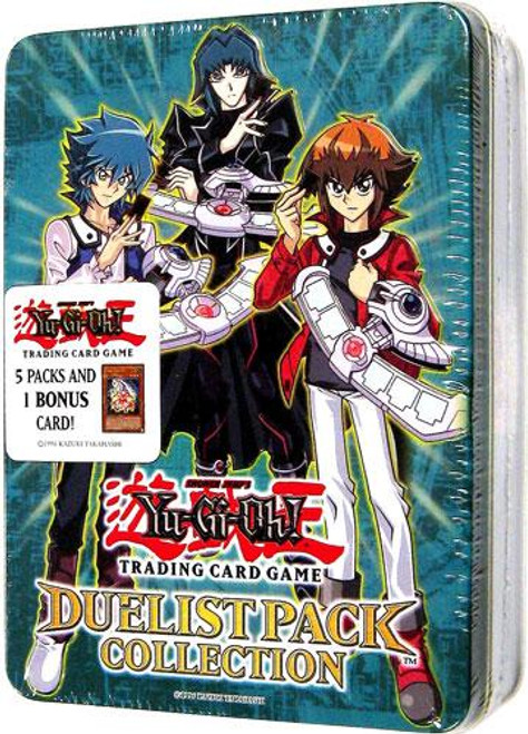 YuGiOh GX Duelist Pack Collection Tin 2008 Duelist Pack Collector Tin [Card Ejector] [Sealed]