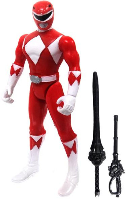 Power Rangers Red Ranger Action Figure [Loose]