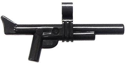 LEGO Dino Minifigure Parts Gunmetal Tranquilizer Gun Loose Weapon [Version 1 Loose]