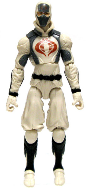 GI Joe Loose Storm Shadow Action Figure [Version 45 Loose]