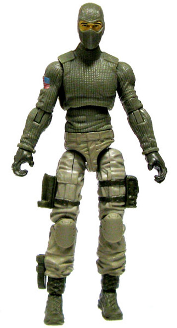 GI Joe Loose Beachhead Action Figure [Version 16 Loose]