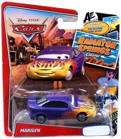 Disney Cars Radiator Springs Classic Marilyn Exclusive Diecast Car