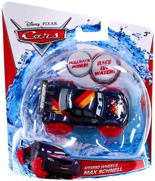 Disney Cars Hydro Wheels Max Schnell Plastic Car
