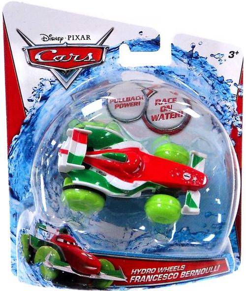 Disney Cars Hydro Wheels Francesco Bernoulli Plastic Car