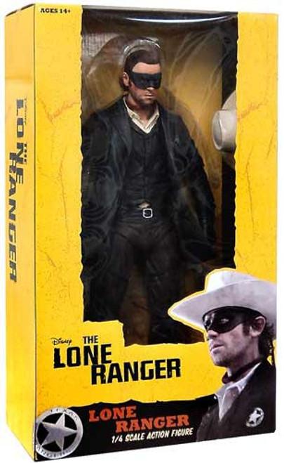 NECA The Lone Ranger Quarter Scale Lone Ranger Action Figure
