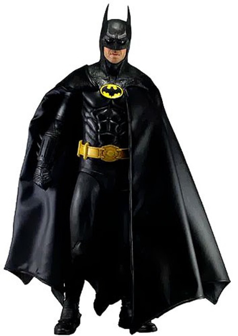 NECA DC Quarter Scale Michael Keaton Batman 1989 Action Figure (Pre-Order ships January)