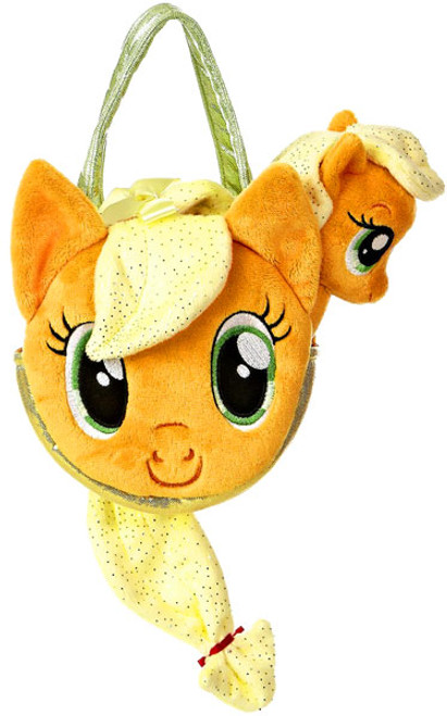 My Little Pony Friendship is Magic Small 6.5 Inch Applejack Plush [With Purse]