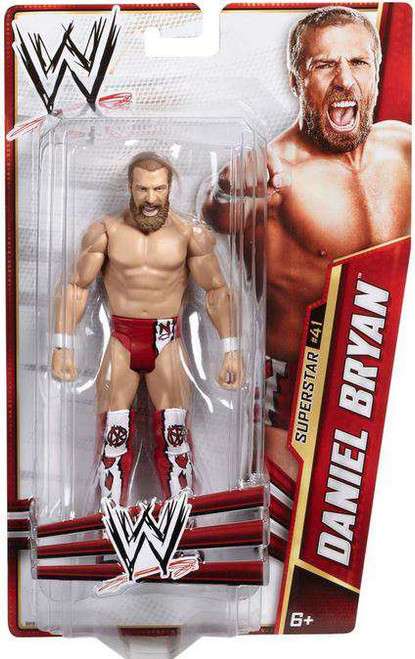 WWE Wrestling Series 30 Daniel Bryan Action Figure #41