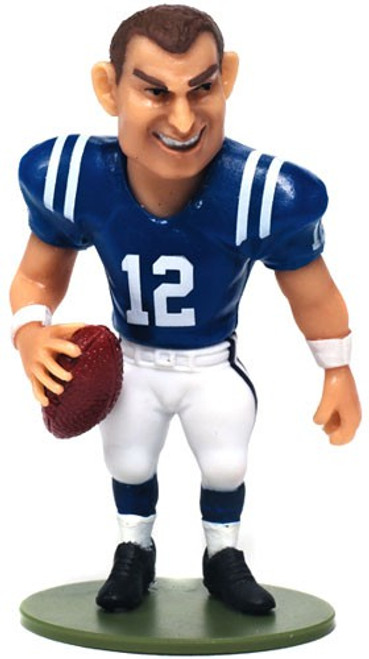 McFarlane Toys NFL Indianapolis Colts Small Pros Series 1 Andrew Luck Mini Figure [Loose]