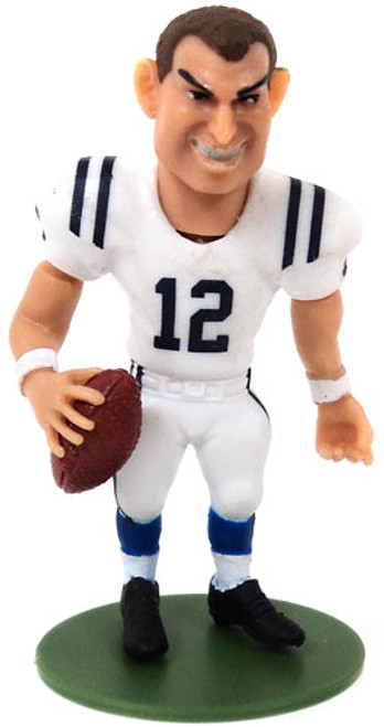 McFarlane Toys NFL Indianapolis Colts Small Pros Series 1 Andrew Luck Mini Figure [White Uniform Loose]