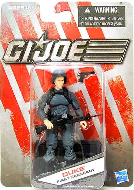 GI Joe 2013 Basic Series 1 Duke Action Figure