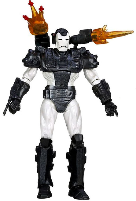 Marvel Universe Loose West Coast Avengers War Machine Action Figure [Loose, No Package]