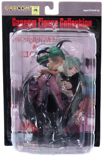 Capcom Morrigan & Lillith Morrigan PVC Figure [Version B]