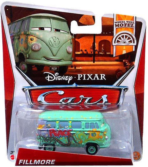 Disney Cars Series 3 Fillmore Diecast Car