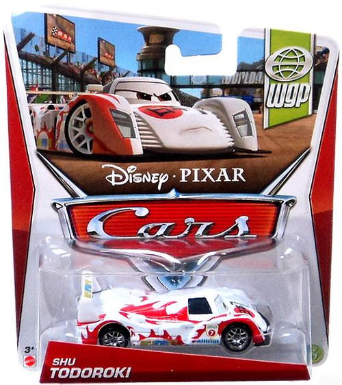 Disney Cars Series 3 Shu Todoroki Diecast Car