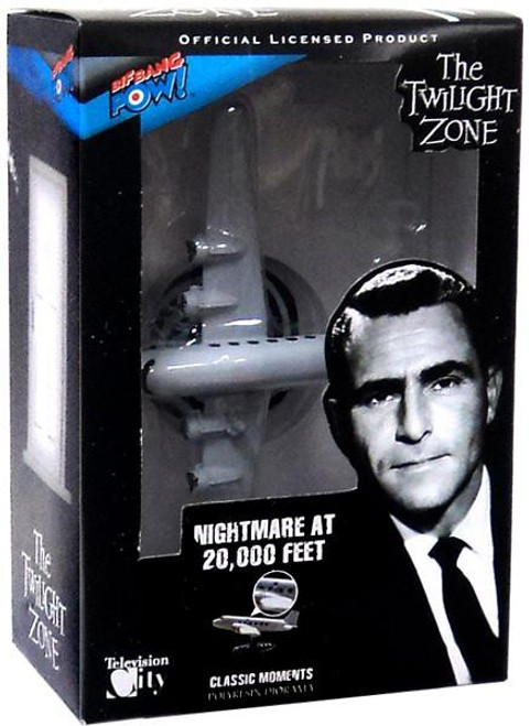 The Twilight Zone Nightmare at 20,000 Feet Diorama