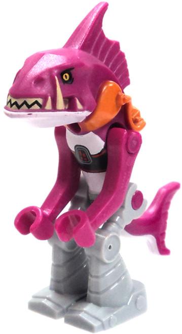LEGO Teenage Mutant Ninja Turtles Loose Fishface Minifigure [Loose]