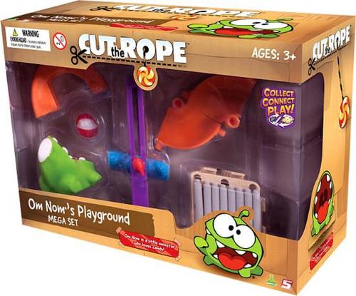 Cut the Rope Om Nom's Playground Mega Set