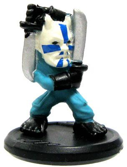 GI Joe Micro Force Series 1 Thunder Ninja S1-30