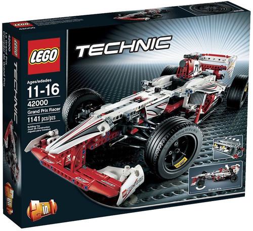 LEGO Technic Grand Prix Racer Set #42000