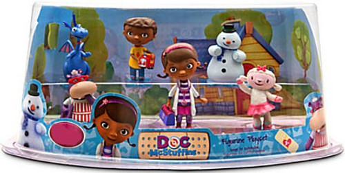 Disney Doc McStuffins Exclusive Figurine Playset