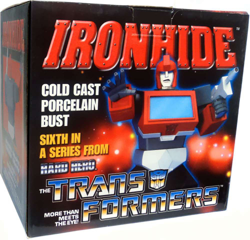 Transformers Statues & Busts Ironhide Bust