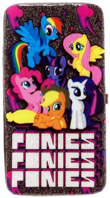 My Little Pony Novelties Mane 6 Ponies Ponies Ponies Hinge Wallet