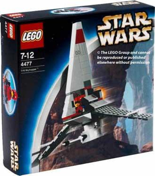 LEGO Star Wars A New Hope T-16 Skyhopper Set #4477 [New]