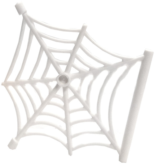 LEGO Spider-Man Pieces White Spider Web on Bar [Loose]
