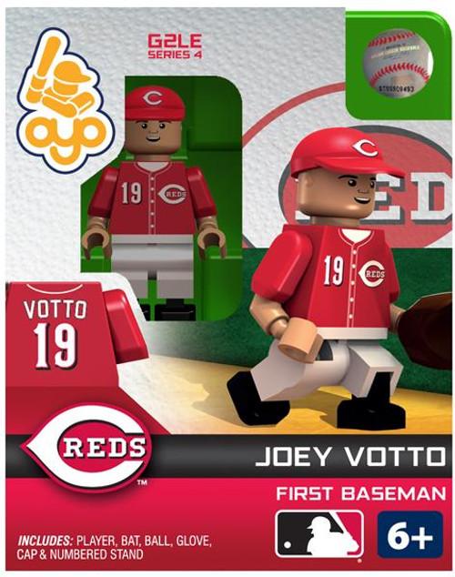 Cincinnati Reds MLB Generation 2 Series 4 Joey Votto Minifigure