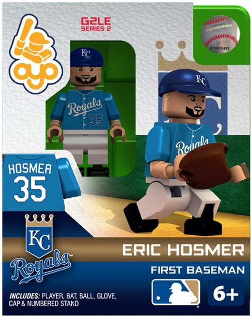 Kansas City Royals MLB Generation 2 Series 2 Eric Hosmer Minifigure