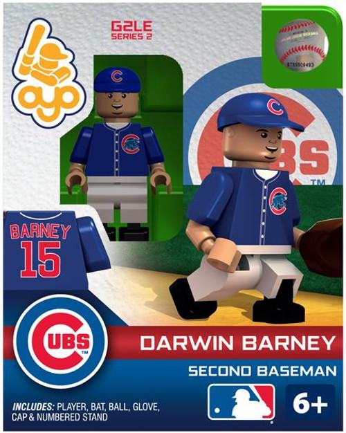 Chicago Cubs MLB Generation 2 Series 2 Darwin Barney Minifigure