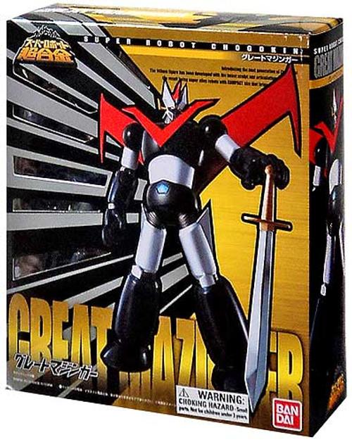 Super Robot Chogokin Great Mazinger Z Action Figure