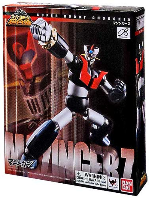 Super Robot Chogokin Mazinger Z Action Figure