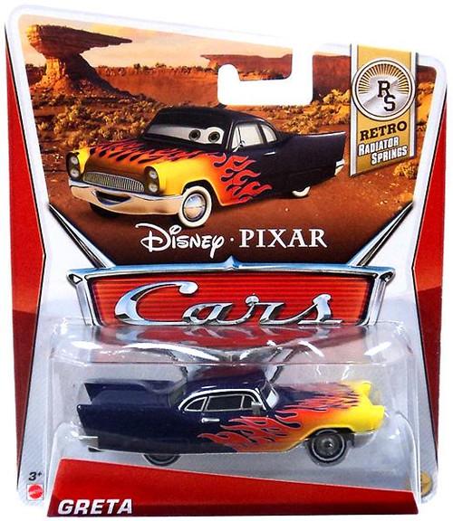 Disney Cars Series 3 Greta Diecast Car