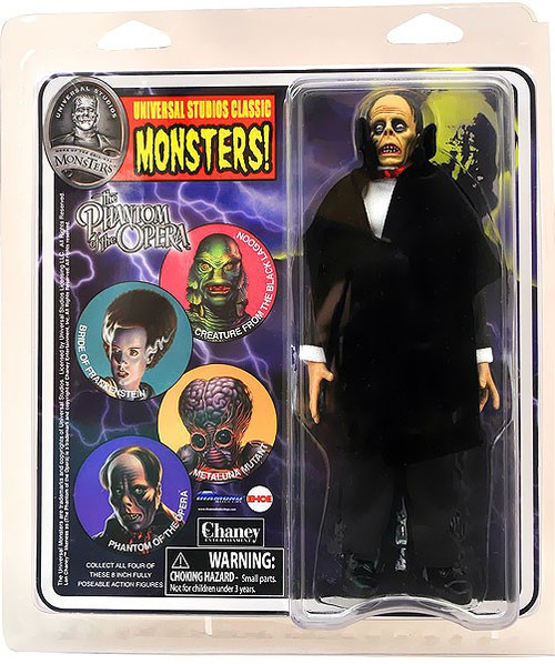 Universal Monsters Retro Series 4 Phantom of the Opera Action Figure