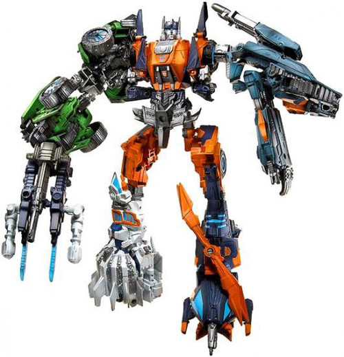 Transformers Generations Fall of Cybertron Ruination Set of 5 Deluxe Action Figures