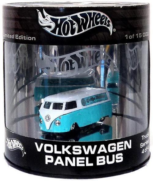 Hot Wheels Truck Series Volkswagen Panel Bus Diecast Vehicle [Blue]