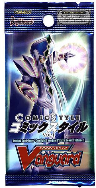 Cardfight Vanguard Comic Style Vol. 1 Booster Pack